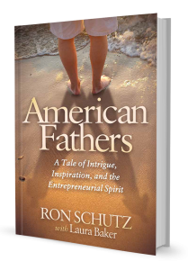 American Fathers Book by Ron Schutz